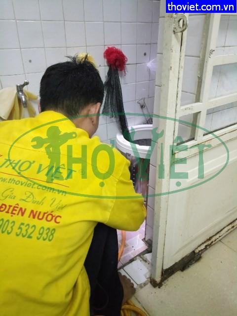Vệ sinh máy giặt – Tăng khả năng làm sạch tại Hóc Môn