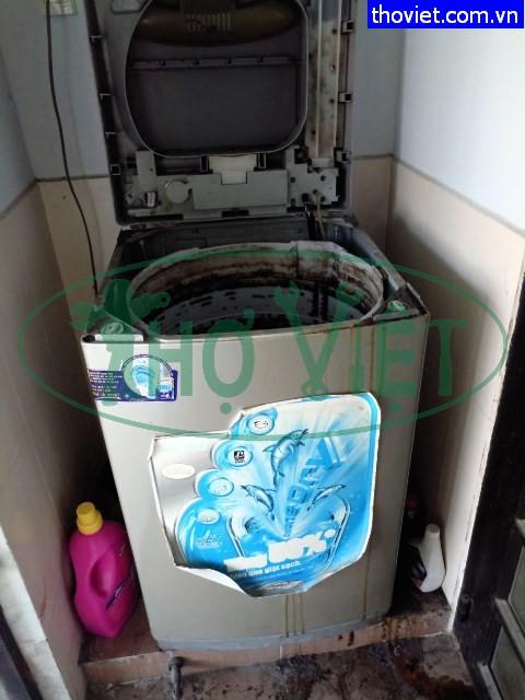 Vệ sinh mấy giặt tại quận 6 – Tăng tuổi thọ sử dụng máy giặt