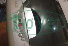 Vệ sinh máy giặt Fujiyama cửa trên tại quận Tân Bình