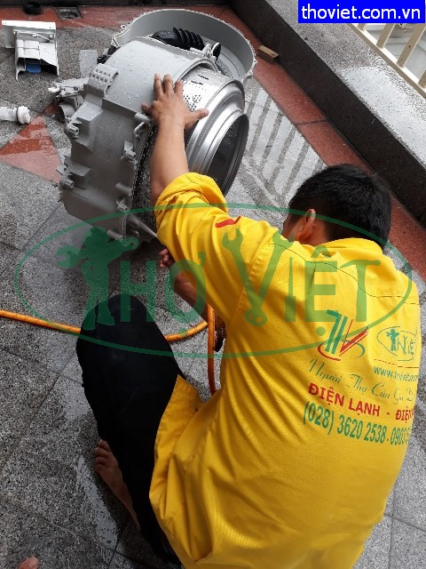 Vệ sinh máy giặt tại Phú Nhuận – Tiết kiệm tiền điện nước