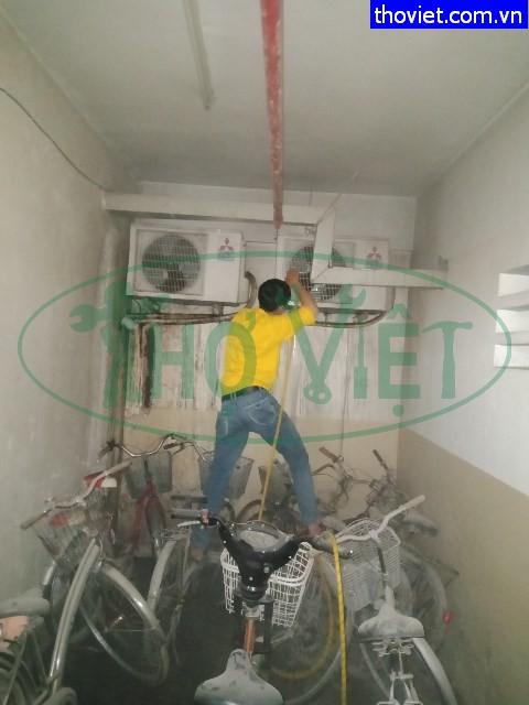 Thợ sửa máy lạnh giá rẻ tại HCM