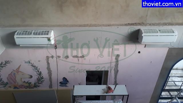 Thợ lắp đặt máy lạnh tại Phú Nhuận