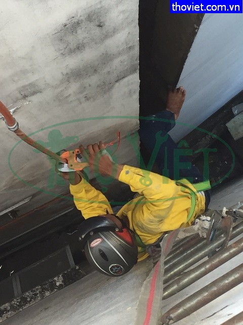 Sửa ống nước nóng bị gãy tại quận Phú Nhuận