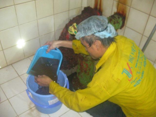 Vệ sinh bể nước ngầm tại quận 7 – Súc rửa bể nước