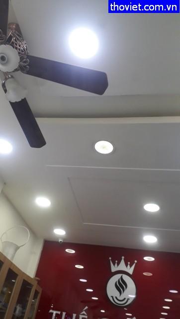 Lắp đèn led âm trần tại quận Gò Vấp