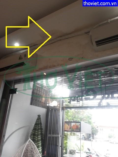 Thợ chống thấm tường trần nhà Tân Bình