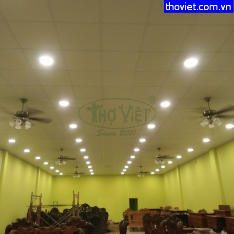 Thợ lắp đặt quạt trần giá rẻ tại Bình Tân