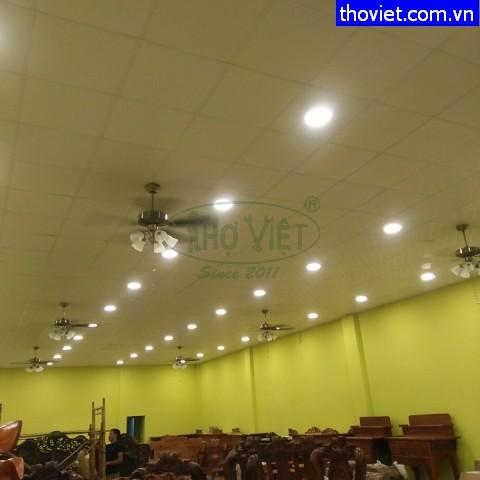 Dịch vụ lắp đặt quạt trần uy tín tại quận Gò Vấp
