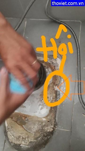 Thợ Chống hôi toilet Phú Nhuận – Giải quyết triệt để mùi hôi
