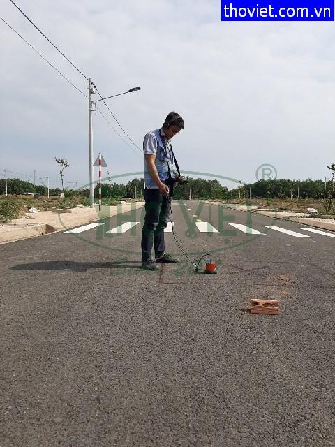 Dịch vụ dò tìm nước âm rò rỉ tại Bình Phước
