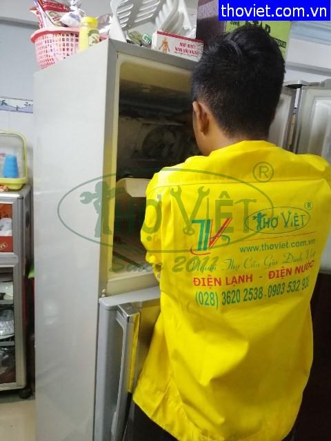 Thợ Sửa Tủ Lạnh Quận 6 – Tủ Lạnh Không Đông Đá