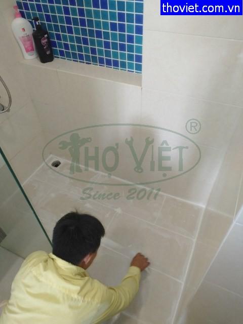 Chống thấm nhà vệ sinh tại quận 6 – Tránh hư hỏng tường nhà