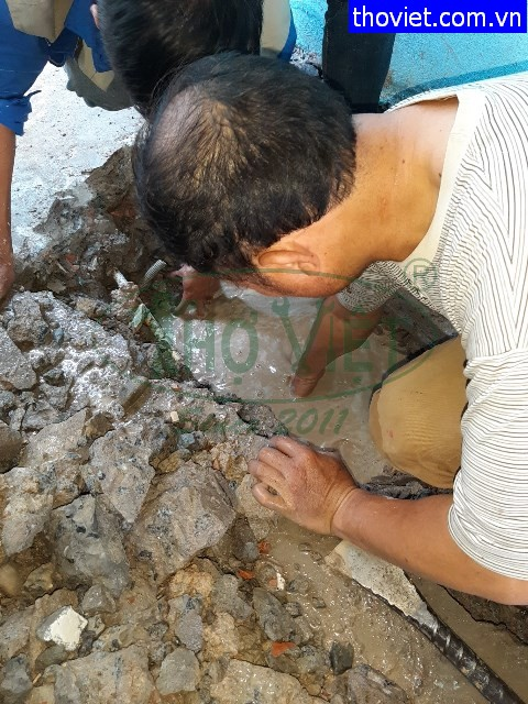 Dò ống nước bể ngầm tại Đồng Nai
