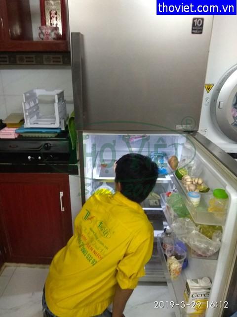 Sửa tủ lạnh bị hư cảm biến tại quận 9