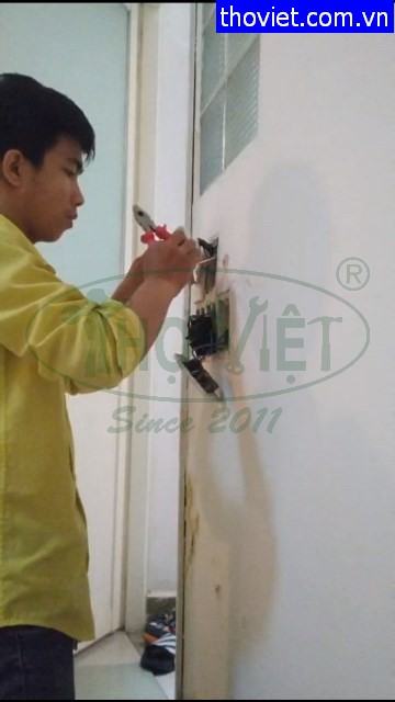 Thợ sửa điện – Sửa sập CB nguồn tại quận 9