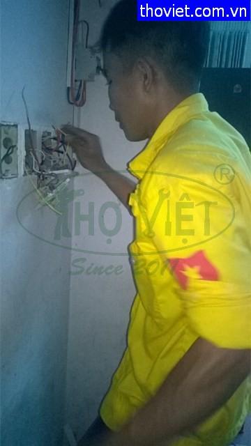 Thợ điện – Sửa chập điện ổ cắm tại quận Tân Bình