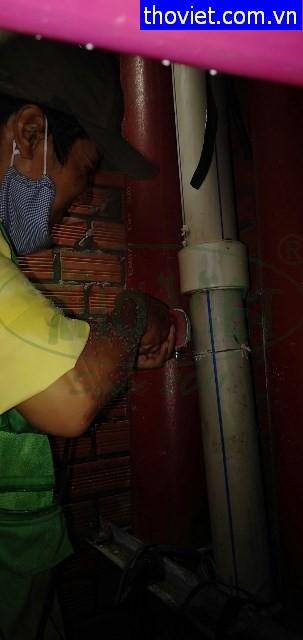 Thợ Hàn Ống PPR Ống Nước Nóng Cho Tòa Nhà - Hộ Gia Đình
