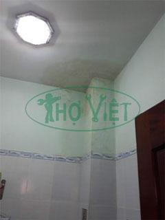 Cung cấp dịch vụ chống thấm nhà vệ sinh