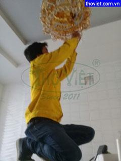 Quạt trần xếp cánh - Mát đẹp thẩm mỹ cao cho căn phòng hiện đại