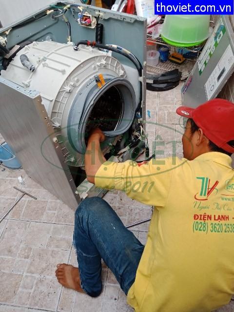Nguyên nhân máy giặt không vào điện và cách khắc phục