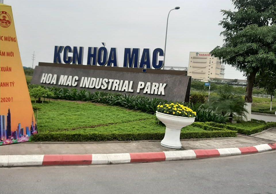 Xử Lý Hệ Thống Ống PCCC Rò Rỉ Tại DORCO – Hà Nam